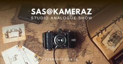 SAS@KAMERAZ // Studio Analogue Show
