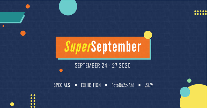 SuperSeptember - Specials, Photographic Flea Markets & More
