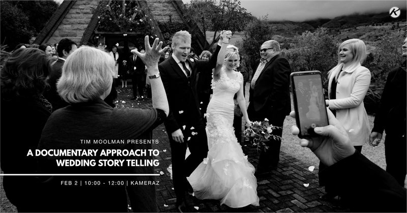 A Documentary Approach to Wedding Story Telling // Tim Moolman
