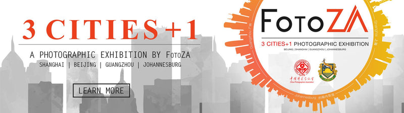 '3 Cities + 1' | A Photographic Exhibition