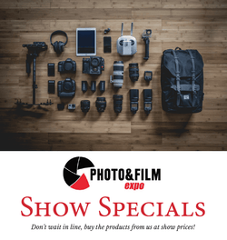 Photo and Film Expo Specials