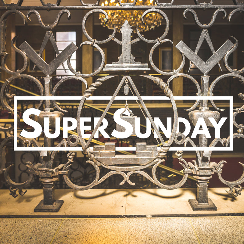 SuperSunday // July 2017 // KAMERAZ