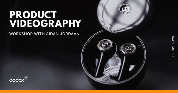 Product Videography Workshop with Aidan Jordaan