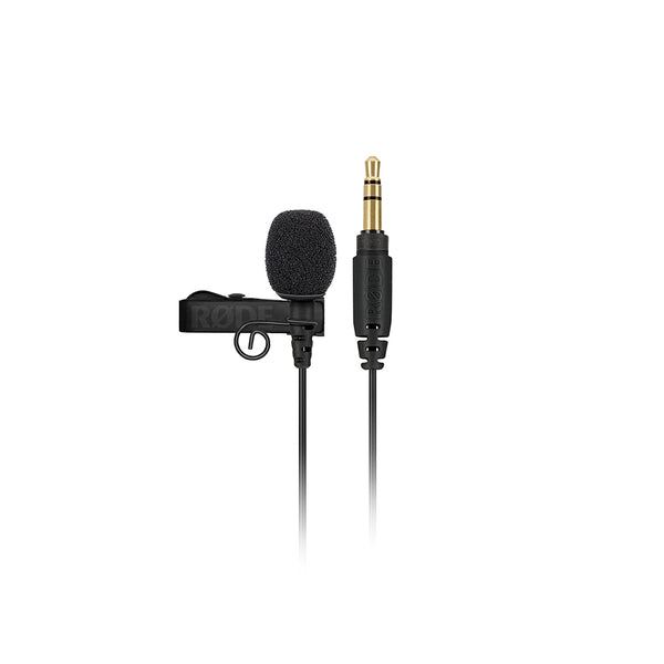 Rode Lavalier GO Omnidirectional Lavalier Microphone for Wireless GO Systems (4014703149155)