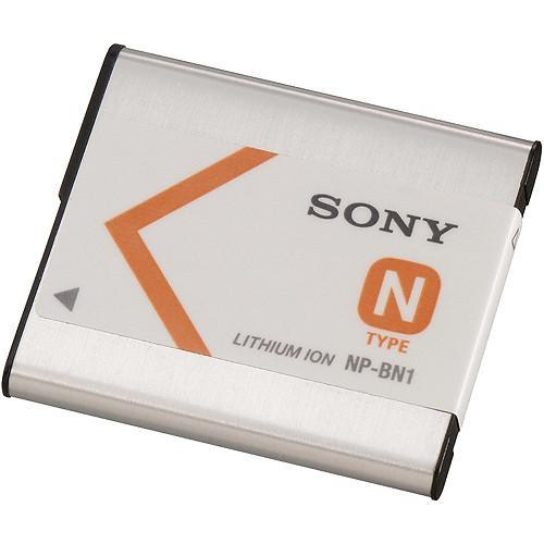 Sony NP-BN1 Rechargeable Lithium-ion Battery Pack (3.6V, 600mAh) (772331470947)