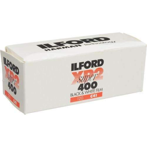 Ilford XP2 Super Black and White Negative Film (120 Roll Film) - Ilford - KAMERAZ (11437072327)