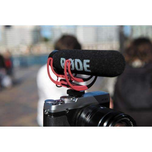 Rode VideoMic GO Lightweight On-Camera Microphone - Rode - KAMERAZ (9253175431)