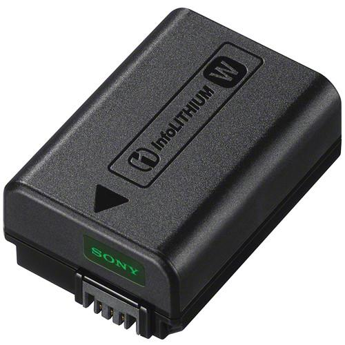 Sony NP-FW50 Lithium-Ion Rechargeable Battery (1020mAh) - Sony - KAMERAZ (432152150048)