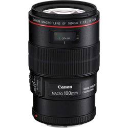 Canon EF 100mm f/2.8 L IS USM Macro Lens