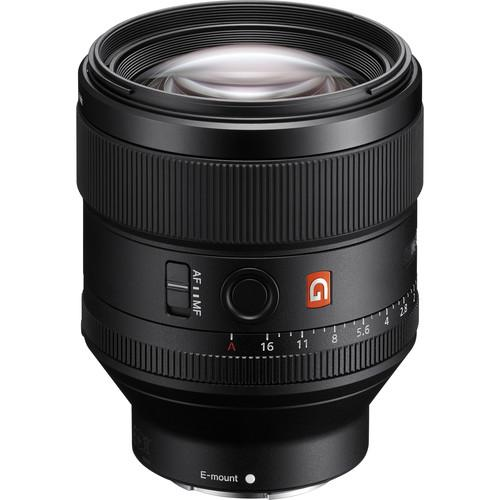 Sony FE 85mm f/1.4 GM Lens - Sony - KAMERAZ (429069041696)