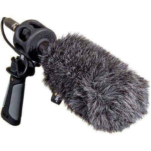 Rode WS6 Deluxe Windshield for the NTG2, NTG1, NTG4, and NTG4+ Microphones - Rode - KAMERAZ (9253246727)