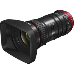 CANON CINEMA ZOOM LENS CN-E 18-80MM T4.4 L IS KAS S (SPECIAL ORDER) - Canon - KAMERAZ