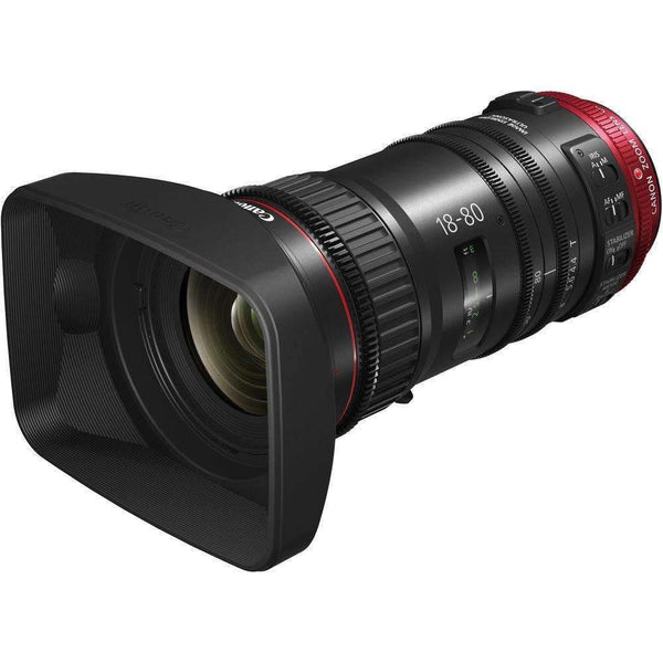CANON CINEMA ZOOM LENS CN-E 18-80MM T4.4 L IS KAS S (SPECIAL ORDER) - Canon - KAMERAZ (11253556935)