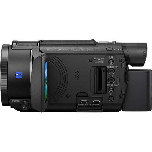 Sony 64GB FDR-AXP55 4K Handycam with Built-In Projector (PAL) - Sony - KAMERAZ (572245934112)