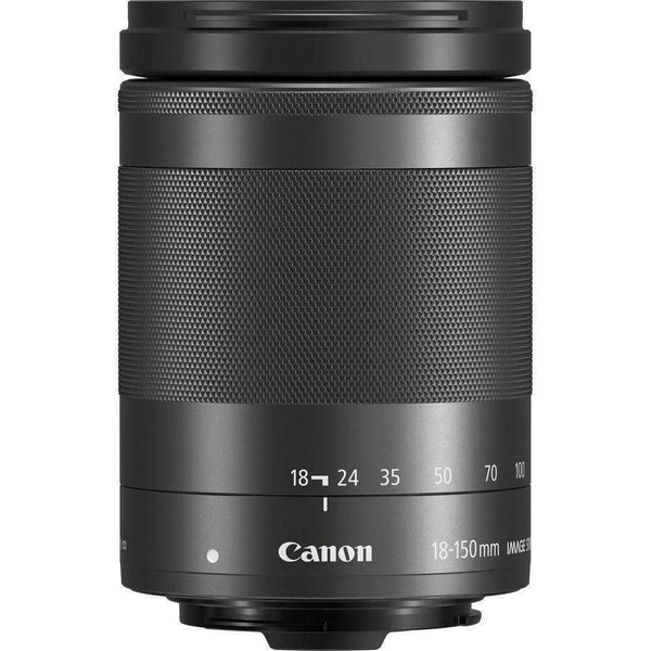Canon EF-M 18-150mm f/3.5-6.3 IS STM Lens (Black) - Canon - KAMERAZ (11109910023)