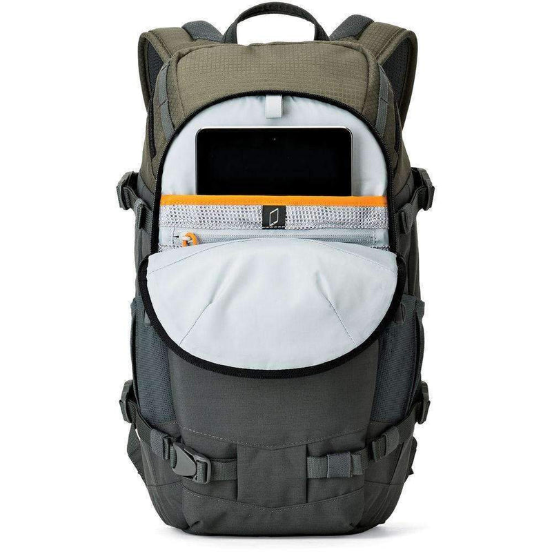 Lowepro Flipside Trek BP 250 AW Backpack Gray/Dark Green (11194811591)