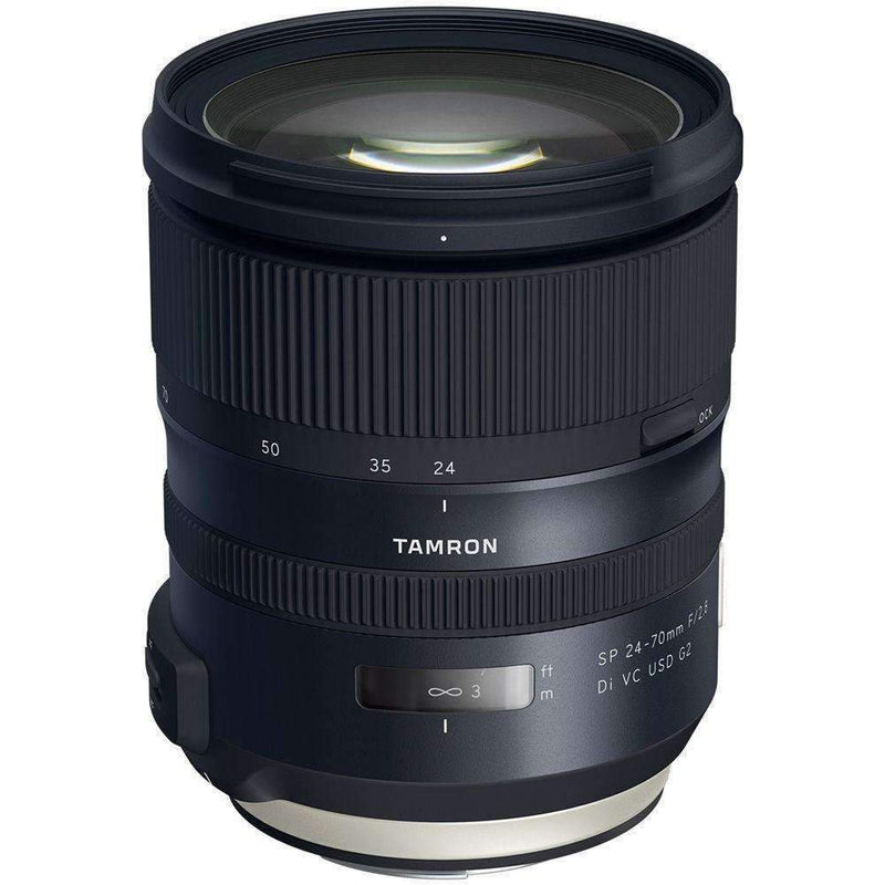 Tamron SP 24-70mm f/2.8 Di VC USD G2 Lens (Canon) (755922501731)