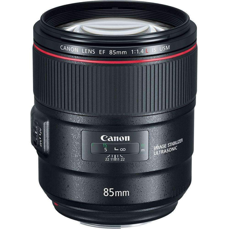 Canon EF 85mm f/1.4L IS USM Lens R2000 CASH BACK (755913883747)