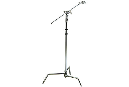 Phottix Professional Light C-Stand + Boom 380cm (1445490688099)