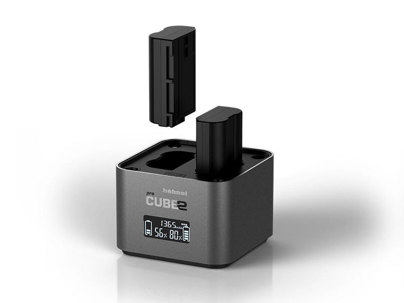 Hahnel PROCUBE2 for Nikon Charger (756110426211)