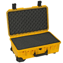 Pelican Storm iM2500 Case (Yellow) with Cubed Foam (783844278371)