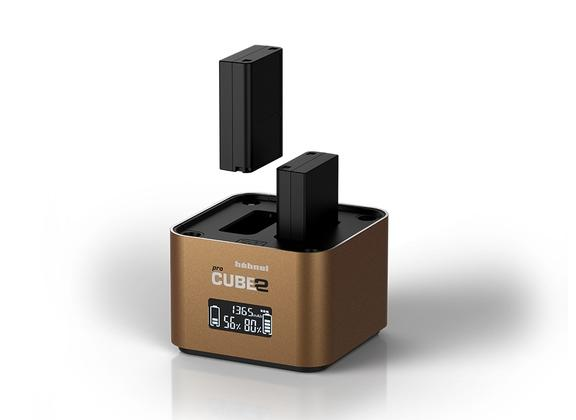 Hahnel PROCUBE2 for Olympus Charger (756838989923)