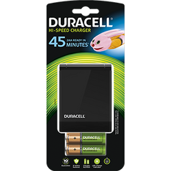 Duracell Charger for AA / AAA Batteries - Duracell - KAMERAZ