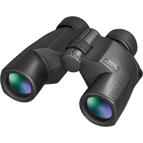 Pentax 8x40 S-Series SP WP Binocular (746332586083)