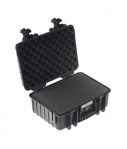 B&W International Type 4000 Hard Case (Black) Foam Insert