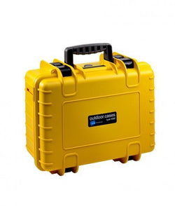 B&W International Type 4000 Hard Case (Yellow) Foam Insert