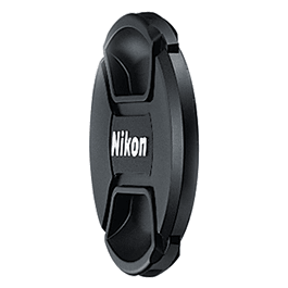 Nikon 52mm Snap-On Front Lens Cap (754524029027)