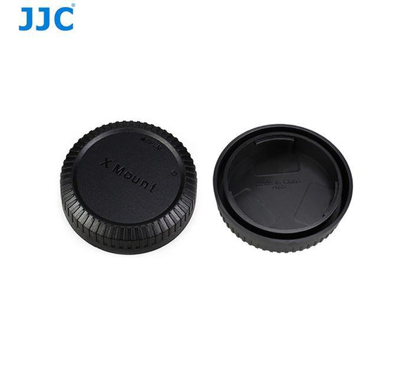 JJC Body and Rear Lens Cap for (Fujifilm X) (621227868192)