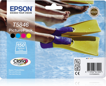 Epson T5846 Picture Pack (754419236963)