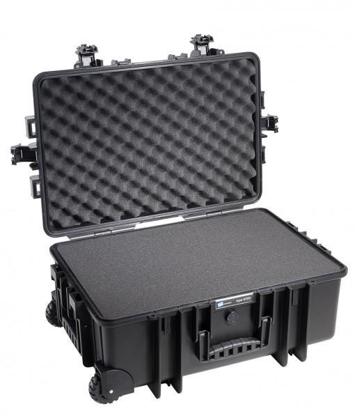 B&W International Type 6700 Hard Case (Black) Foam Insert (754397020259)
