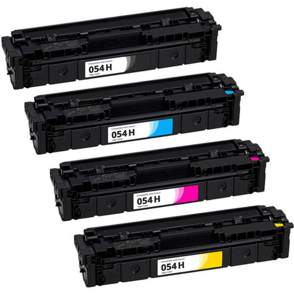 Canon 054H High Yield Yellow Toner