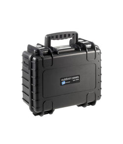 B&W International Type 3000 Hard Case (Black) for GoPro - B&W International - KAMERAZ