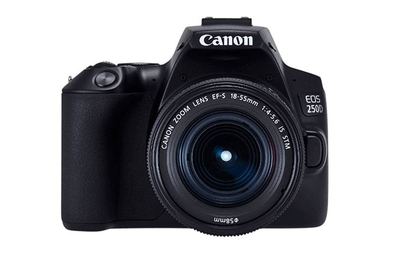 Canon EOS 250D + EF-S 18-55mm IS STM Lens (3518608506979)