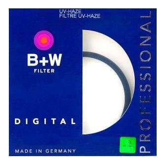 B+W 55mm UV-HAZE FILTER - B+W - KAMERAZ (11195669895)