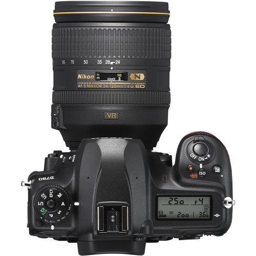 Nikon D780 DSLR Camera with 24-120mm f4 Nano Lens