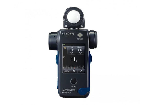 Sekonic L-858D SpeedMaster Digital Exposure Meter (1429787344995)
