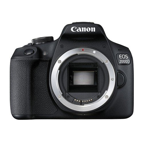 Canon EOS 2000D DSLR Camera (Body Only)