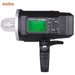 Godox Witstro AD600BM Bowens Manual Portable Battery Powered Studio Flash