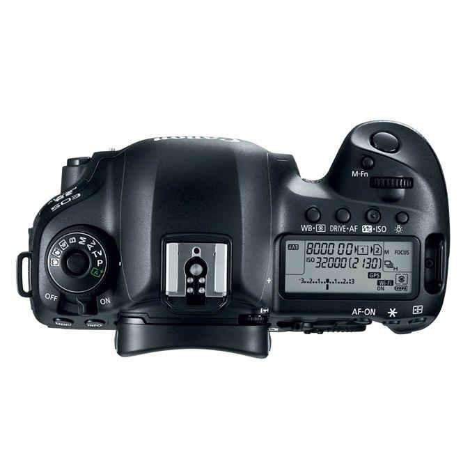 Canon EOS 5D MK IV (Body Only) - R4000 CASH BACK (751305719907)