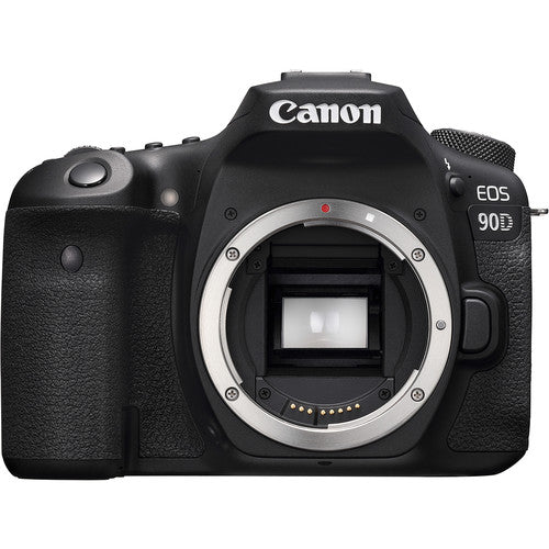 Canon EOS 90D DSLR Camera (Body Only) (4169420472419)
