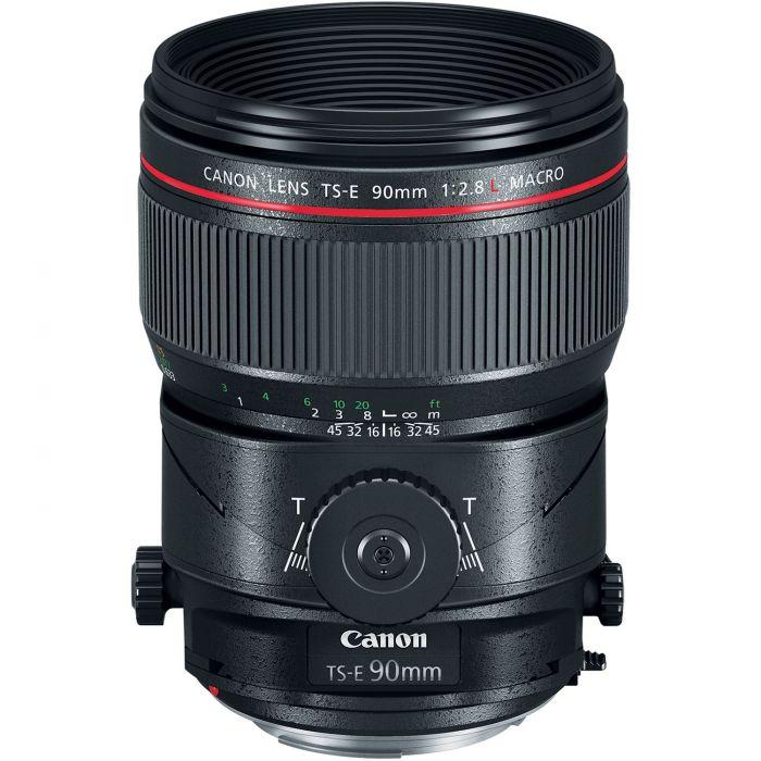 Canon TS-E 90mm f/2.8L Macro (Tilt-Shift Lens) (739992240227)
