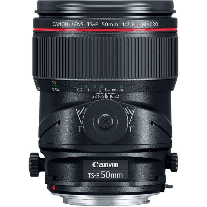 Canon TS-E 50mm f/2.8L Macro (Tilt-Shift Lens) (739933749347)