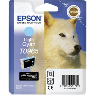 Epson TO965 Light Cyan (754419859555)