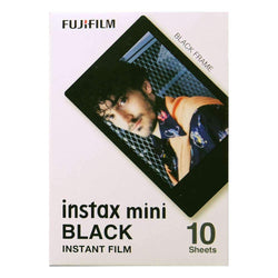Fujifilm Instax Mini Film Black
