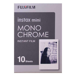 Fujifilm Instax Mini Film Monochrome
