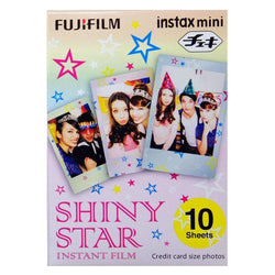 Fujifilm Instax Mini Film Shiny Star
